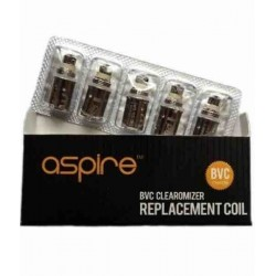 Aspire Multi-Compatible BVC Coils 5 Pack